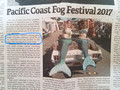 Pacifica Tribune Fog Festival 2017