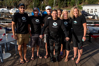 World Record Relay Swim – 300 Miles in San Francisco Bay