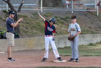 2016-06-21 Game Tiburon Twins vs. Novato South